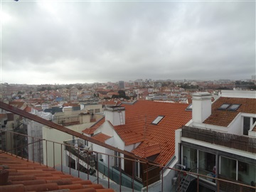 Appartement T1 / Lisboa, Arroios