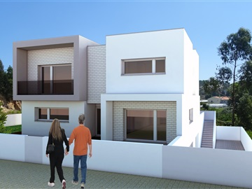 Detached house T5 / Coimbra, Antanhol