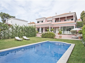 Detached house T6 / Cascais, Estoril