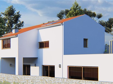 Semi-detached house T2 / Viana do Castelo, Meadela
